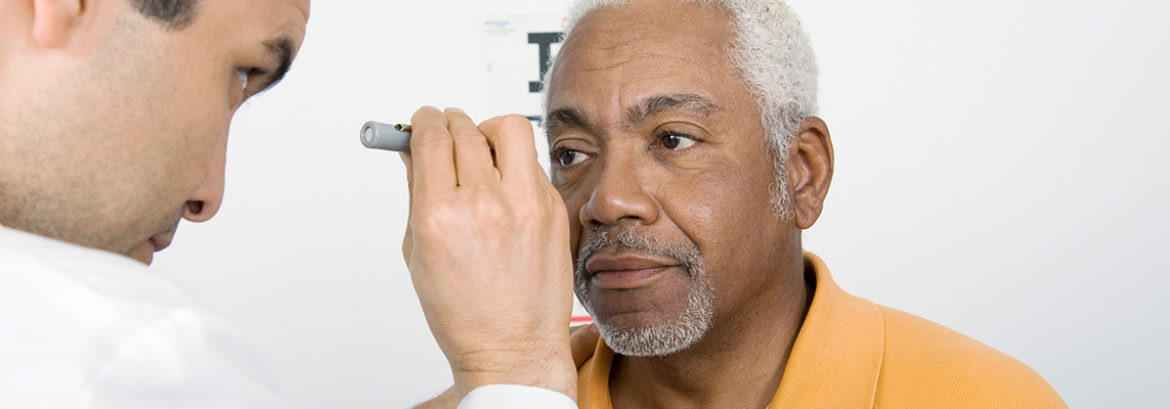 Dealing With Dry Eyes